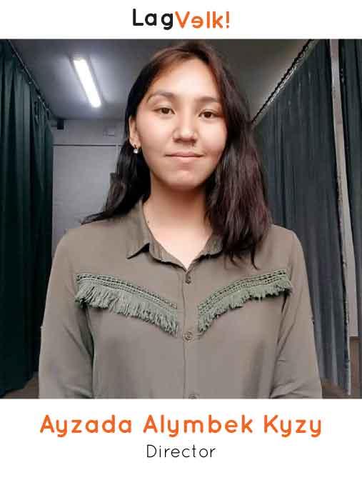 Ayzada Alymbek Kyzy